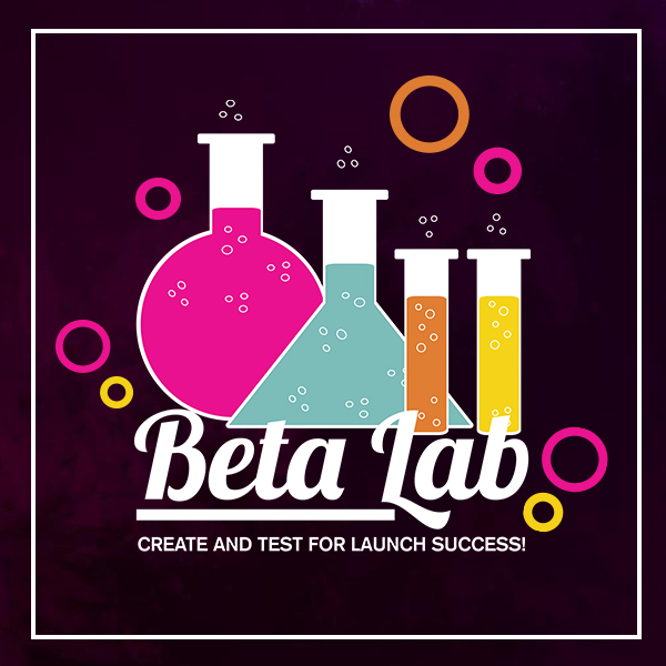 Portfolio – Beta Lab – Pageama Party – Anna Long