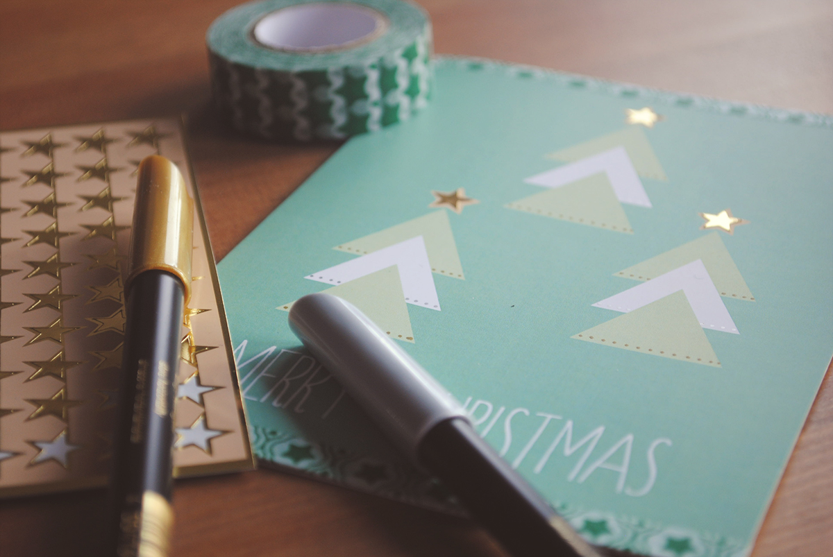 Christmas Cards DIY Printable